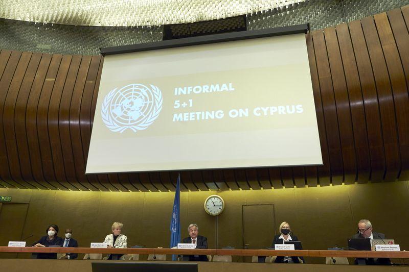 Constat d'échec de l'Onu dans le dossier chypriote