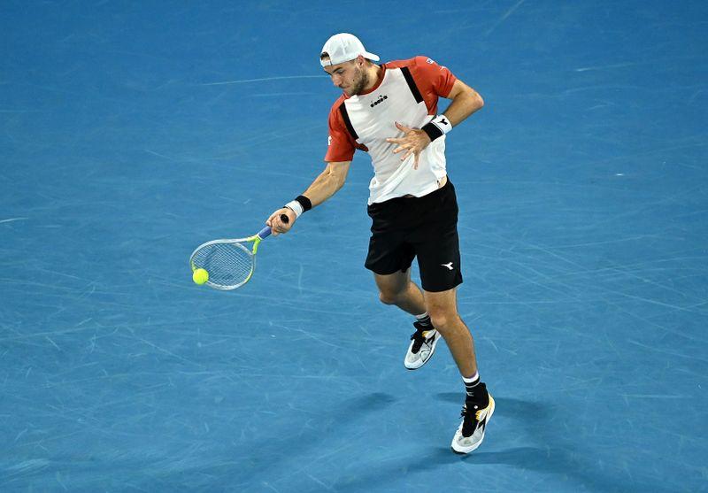 ATP roundup: Jan-Lennard Struff reaches Munich quarters