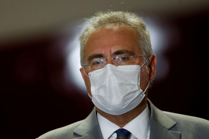 Lewandowski rejeita pedido para afastar Renan da relatoria da CPI da Covid
