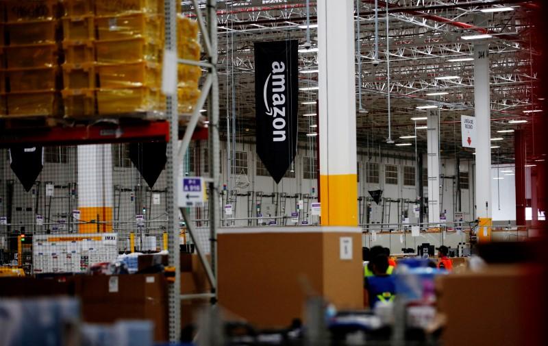 Amazon espera ganancia extraordinaria por apertura en EEUU y reporta beneficio récord