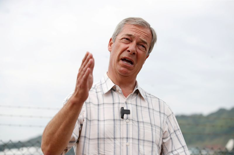 Nigel Farage: Brexiteer, scourge of the woke – and eco-warrior?