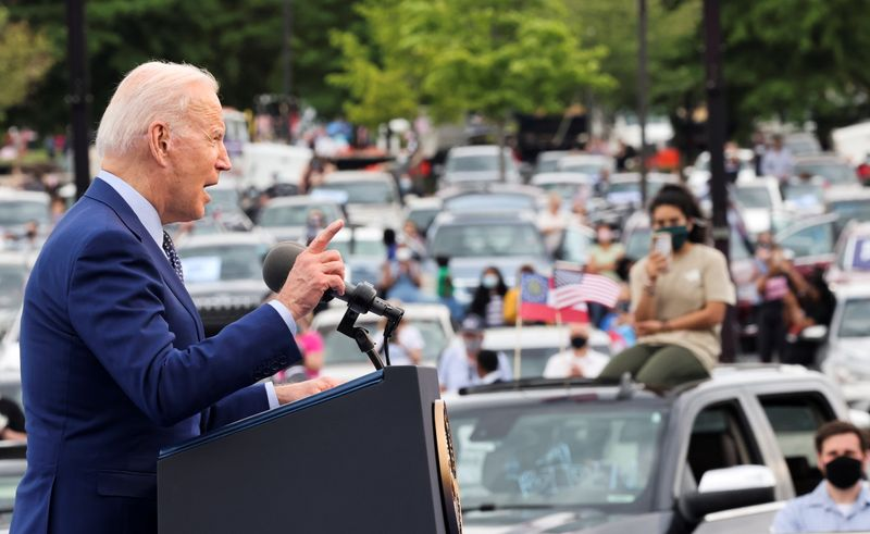 Biden to focus on infrastructure with event celebrating trains