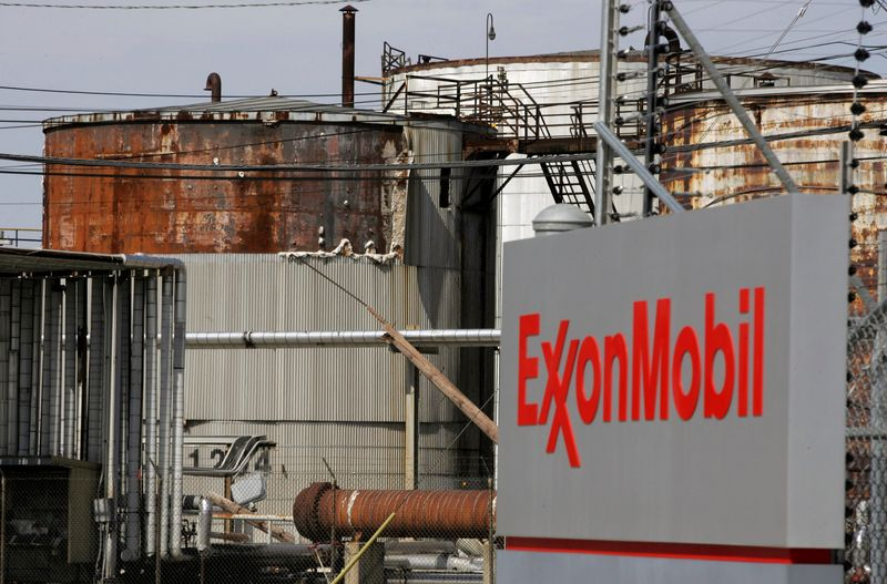 Exxon tops earnings estimates as oil prices, chemicals drive rebound