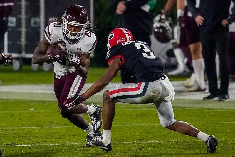 Jags pick Georgia CB Tyson Campbell to open Round 2