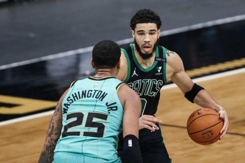 NBA roundup: Jayson Tatum drops 60 in Celtics' OT win