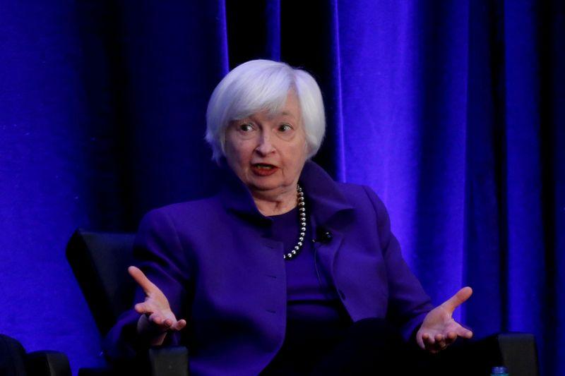 USA: Yellen se veut rassurante sur le risque inflationniste