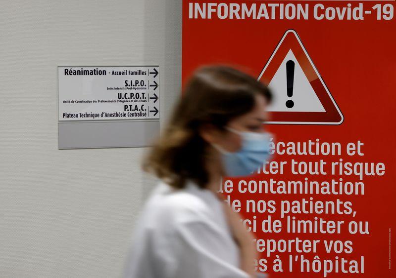France: Les décès dus du COVID-19 au plus bas depuis octobre
