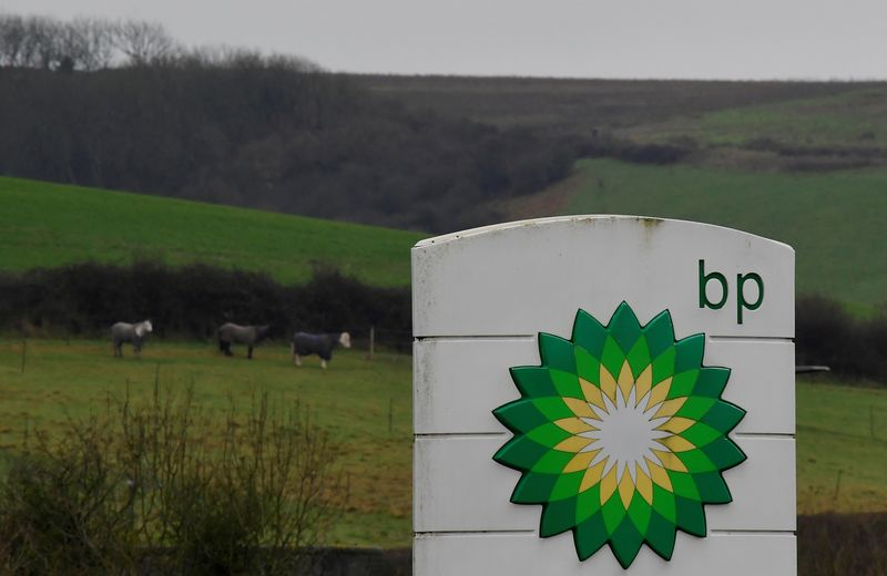 BP seeking to build wind farms off Scotland - The Times