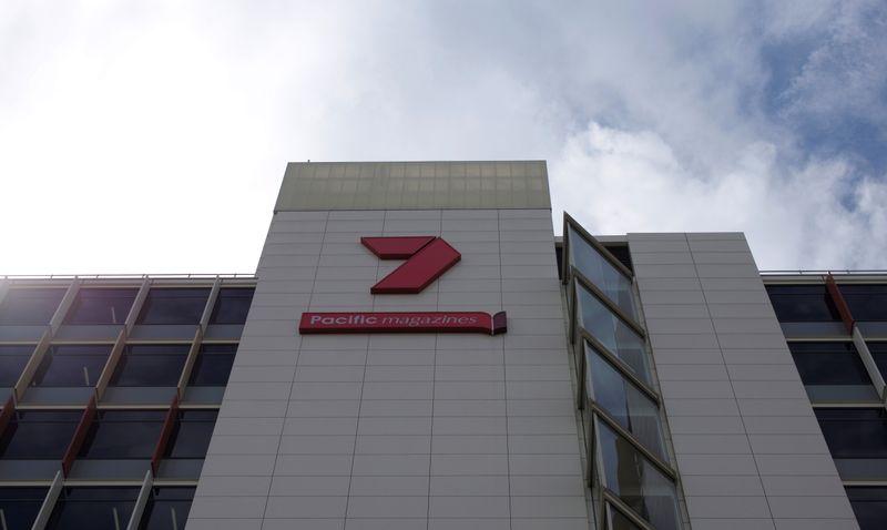 Australia's Seven West Media finalises news content deals with Google, Facebook