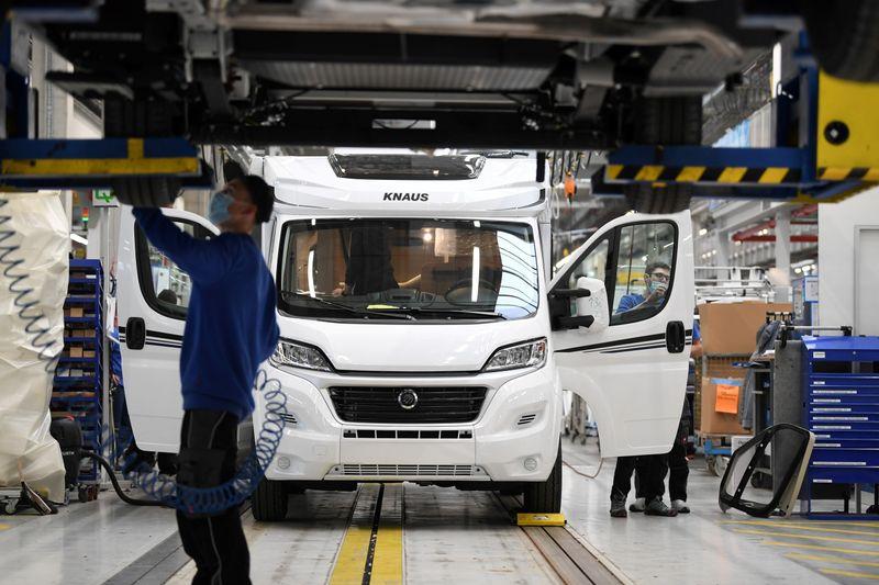 ユーロ圏製造業PMI、4月改定値は過去最高 コスト高が懸念材料