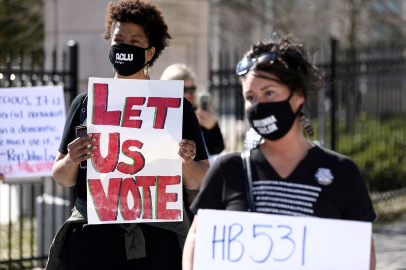 Nine major sports unions join forces to oppose U.S. state voting restrictions