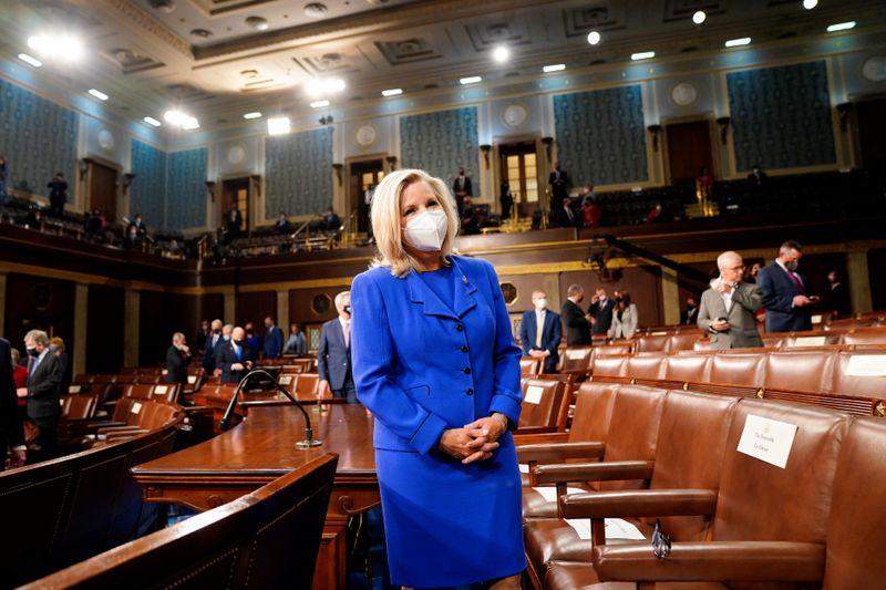 Trump 'poisoning' democracy with 'big lie' claim: key House Republican