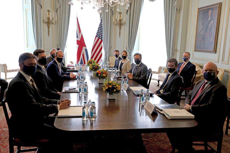 Le G7 va discuter de mesures décisives face aux menaces Chine et Russie