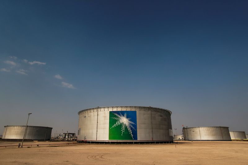 Saudi Aramco beats quarterly profit forecast, maintains dividend