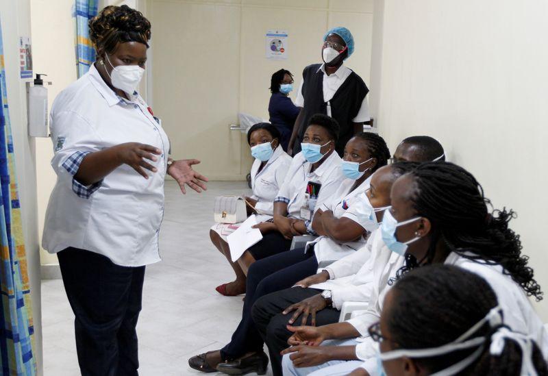 Vaccine hesitancy slows Africa's COVID-19 inoculation drive