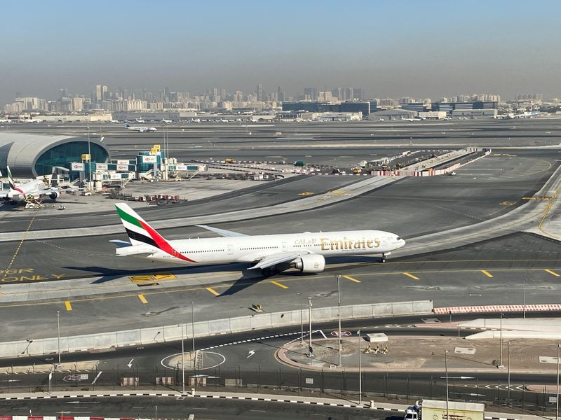 Emirates expects to fly 70% of normal capacity by winter, CCO says