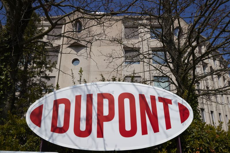 DuPont raises 2021 forecast on robust demand from chip, auto makers
