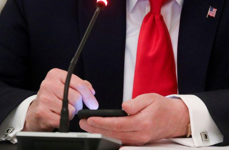 Explainer-Ahead of Trump Facebook ruling, here's how social media sites handle world leaders