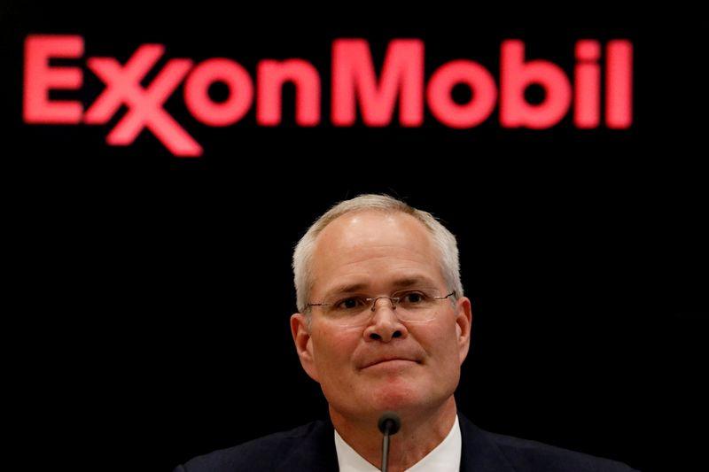 Climate activists urge BlackRock, Vanguard to vote against Exxon directors