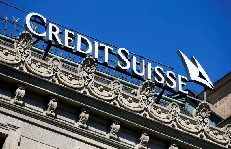 New Credit Suisse chairman buys $1.2 million worth of stock