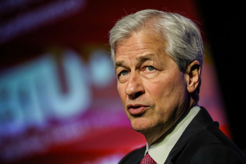 Working from home 'doesn't work for those who want to hustle': JPMorgan CEO