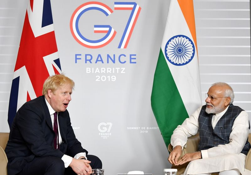 UK and India step closer to trade deal, agreeing investment and migration pacts