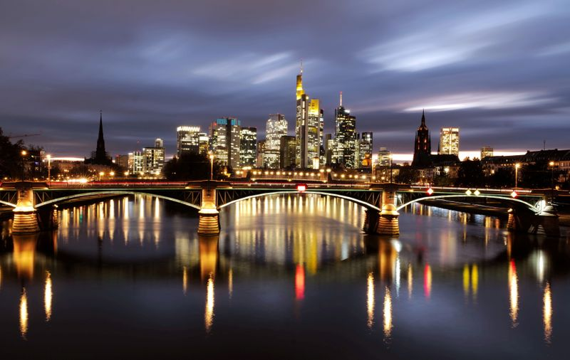 German business optimistic, but supply chain troubles weigh
