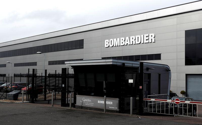 Bombardier offloads Alstom stake for $608.4 million