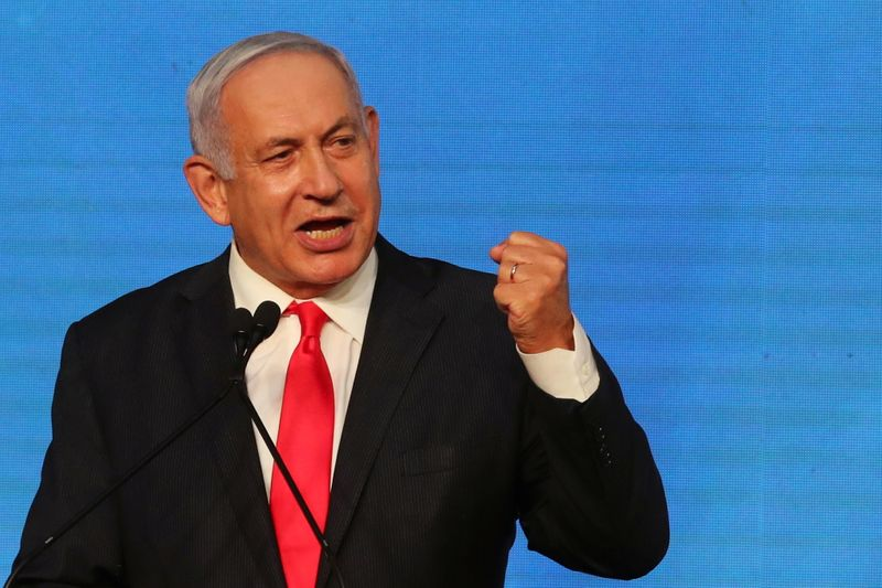 Netanyahu's deadline to form government expires, rivals eyed
