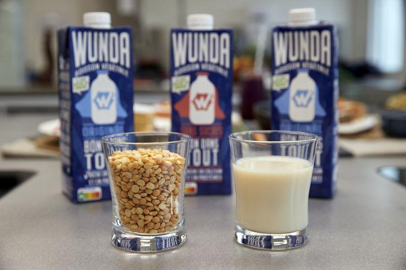 Nestle launches pea-based milk alternative under 'Wunda' brand