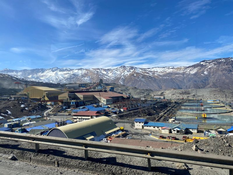 Chilean mining chief warns royalties bill in current form 'akin to expropriation'