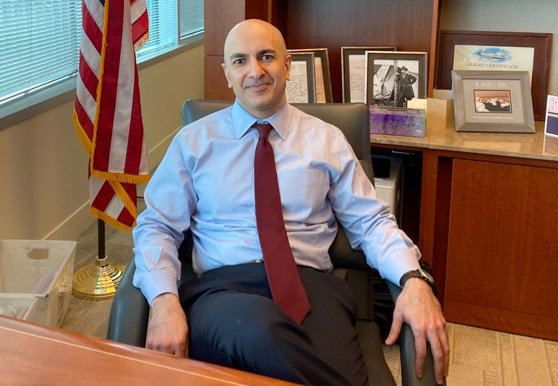 Fed's Kashkari says full U.S. employment 'may take a few years'