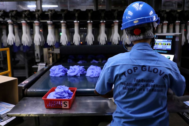 U.S. seizes Malaysia's Top Glove shipment on forced labour concerns
