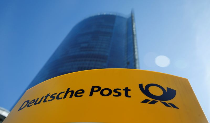 Deutsche Post DHL hikes outlook again on ecommerce boom