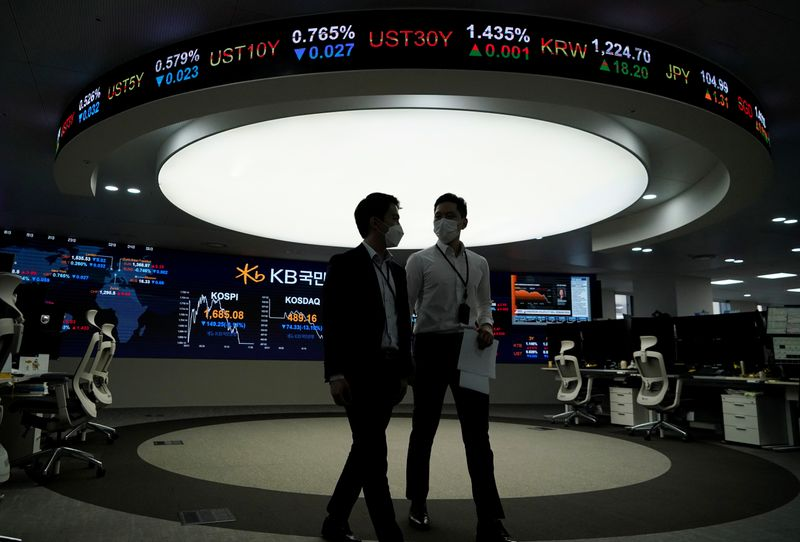 Asian equities see foreign inflows for first time this year