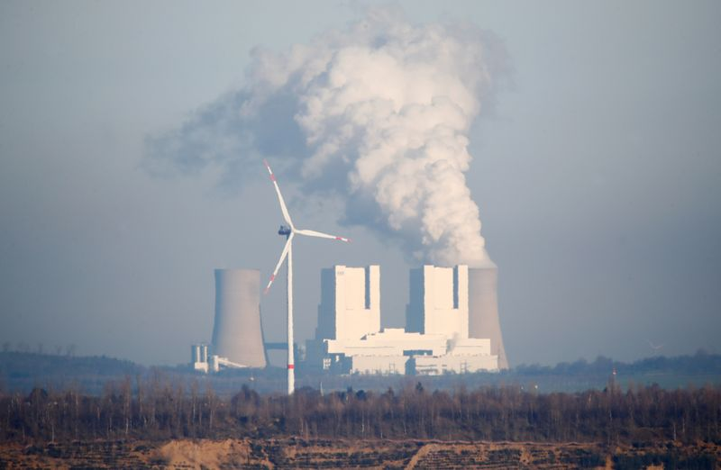 Germany to raise 2030 CO2 emissions reduction target to 65%: Spiegel