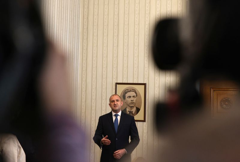 Bulgaria's president to call July election and appoint technocrat interim government