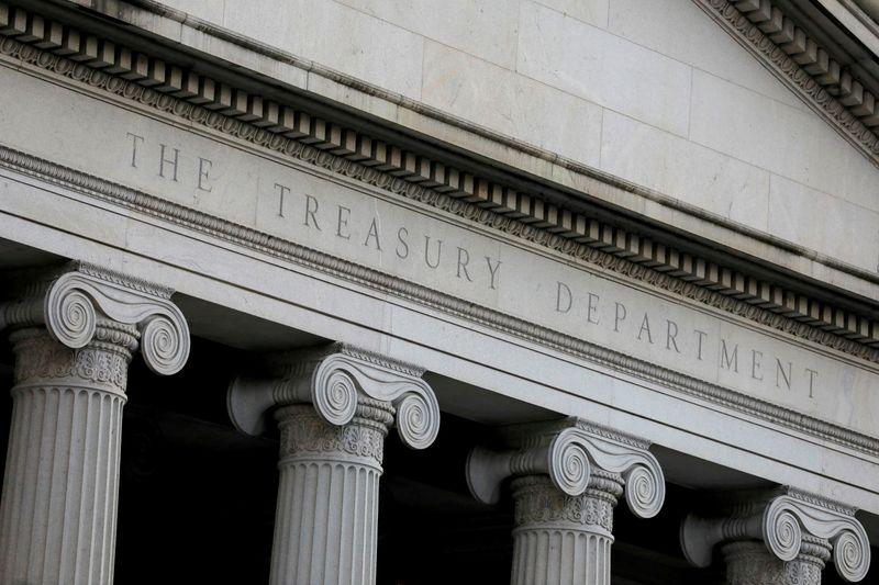 U.S. Treasury keeps auction sizes steady, bill decline to slow