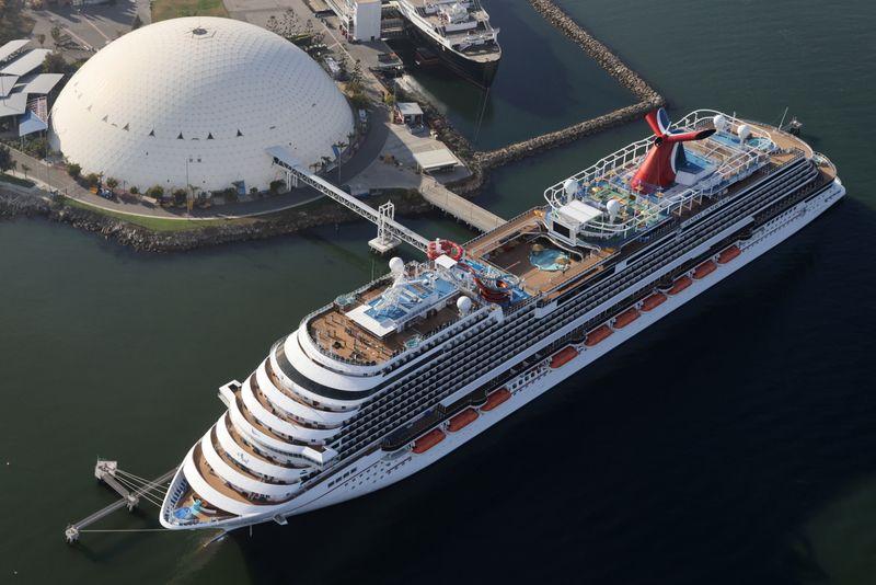 CDC advances plan for resumption of U.S. passenger cruise operations