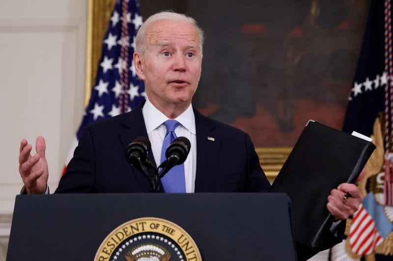 米、コロナワクチン特許の放棄を支持 バイデン大統領が表明