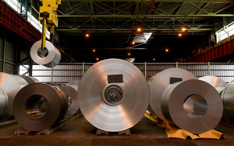 ArcelorMittal reports best start to a year for a decade