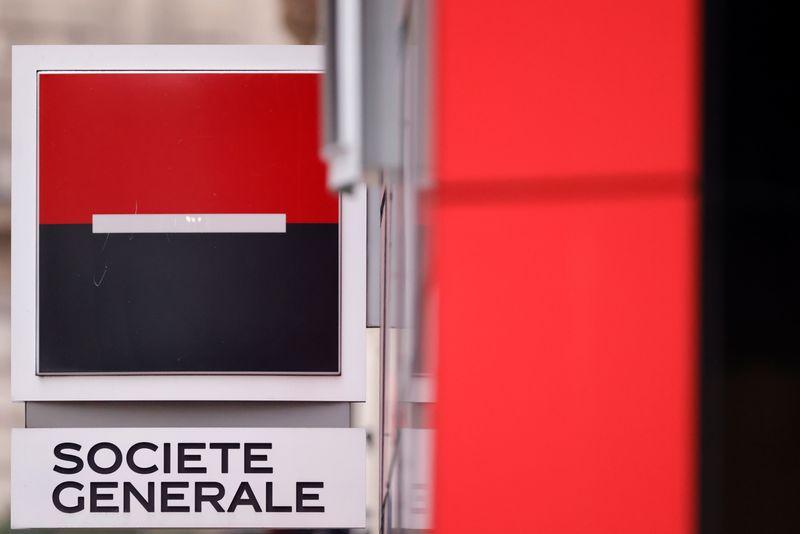Société générale: Le rebond des résultats applaudi en Bourse
