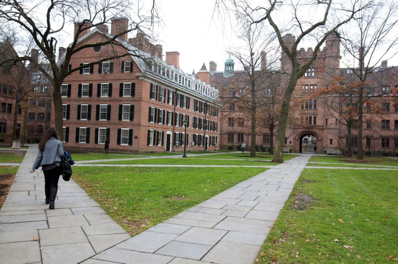 Yale chief investment officer Swensen dies of cancer