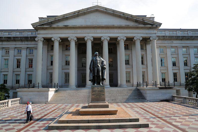 Rendimientos de bonos EEUU caen antes de informe empleo de abril