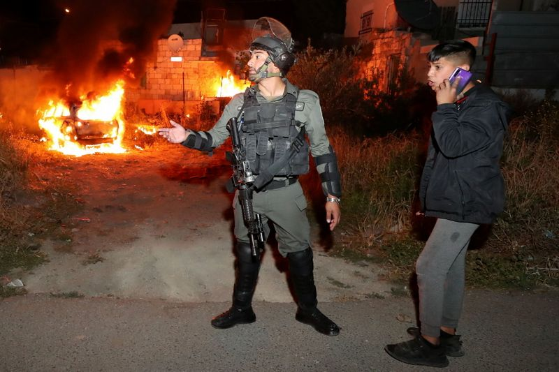 European powers tell Israel to stop settlement expansion amid tension in Jerusalem