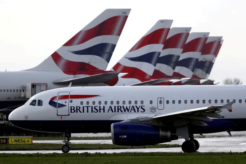 British Airways-owner IAG posts 1.14 billion euro Q1 loss