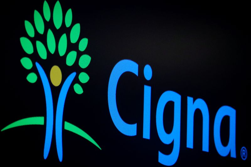Cigna raises 2021 profit forecast as health services unit powers growth