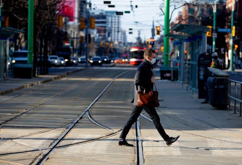 Canada posts hefty job losses in April as third wave bites