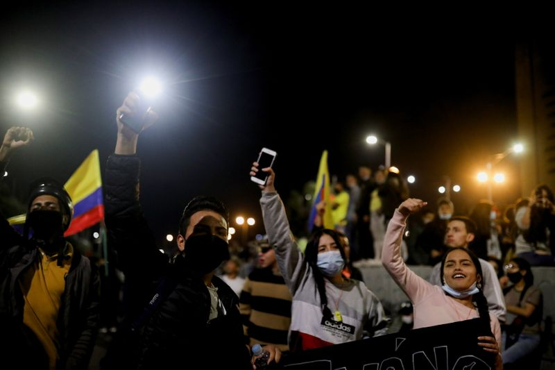 ANÁLISIS-Protestas incidirán en elecciones de Colombia en 2022 ante difícil camino para calmar descontento