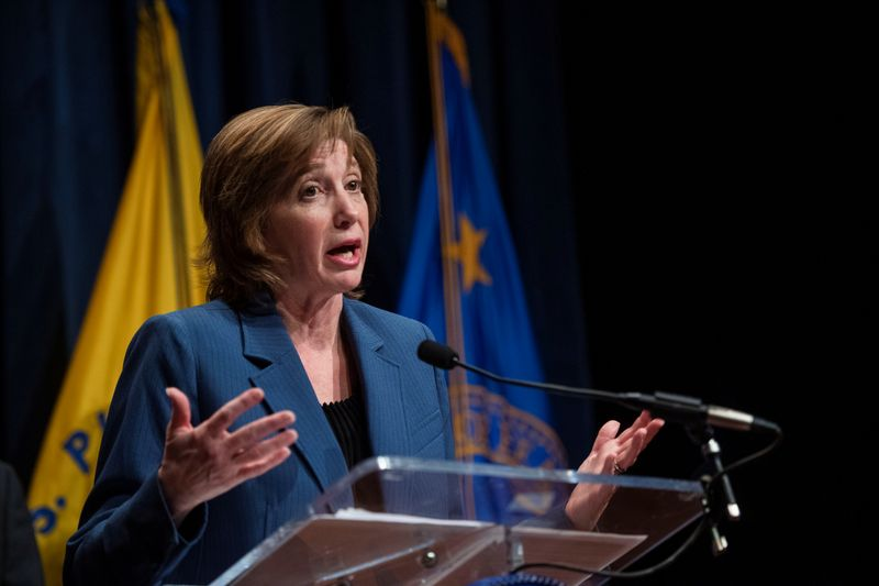 Senior U.S. CDC official Nancy Messonnier resigns from her position